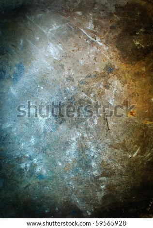 Distressed texture, grunge background, dirty surface - stock photo