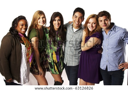 Multiracial Group Stock Photos, Images, & Pictures ...