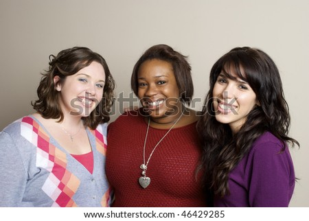 Diverse Women - stock photo