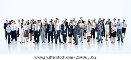 Diversity Business People Community Corporate Team Concept - stock photo