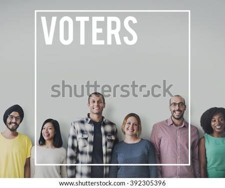 DIversity Teamwork Friends Friendship Togetherness Concept - stock photo
