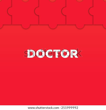 DOCTOR - stock photo