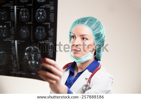 Doctor - stock photo