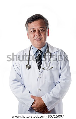 Doctor : Asian kind specialist doctor