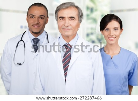 Doctor, Healthcare And Medicine, Lab Coat.
