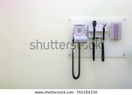 Doctor's Examination Room