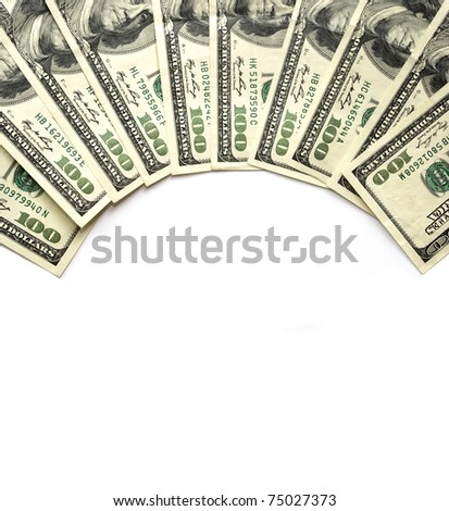 dolars - stock photo