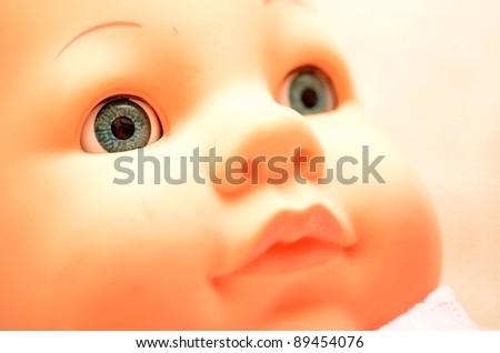 doll - stock photo