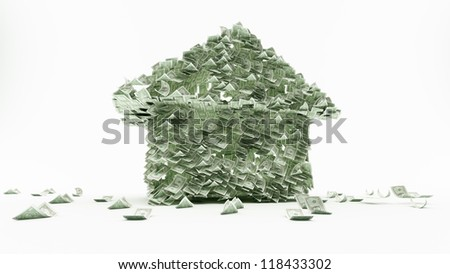 Dollar  concept images - stock photo