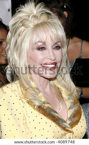 Dolly Parton attends the 38th Songwriter's Hall Of Fame   Ceremony held at the Marriott Marquis on June 7, 2007 in New York City. - stock photo