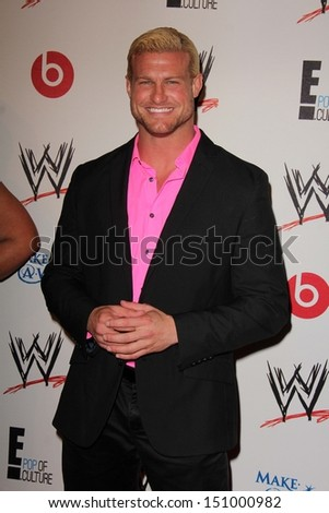 Dolph Ziggler at Superstars for Hope honoring Make-A-Wish, Beverly Hills Hotel, Beverly Hills, CA 08-15-13 - stock photo