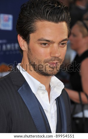 "Dominic Cooper at the premiere of his new movie ""Captain America: The First Avenger"" at the El Capitan Theatre, Hollywood. July 19, 2011  Los Angeles, CA Picture: Paul Smith / Featureflash"