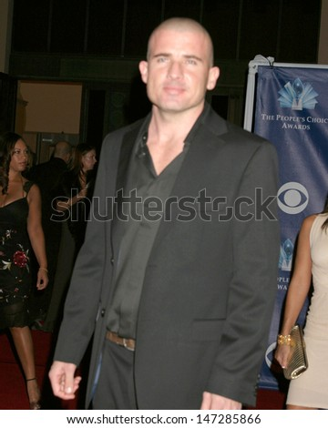 Dominic Purcell 32nd People's Choice Awards Shrine Auditorium Los Angeles, CA January 10, 2006