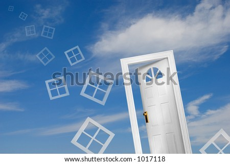 Door and windows