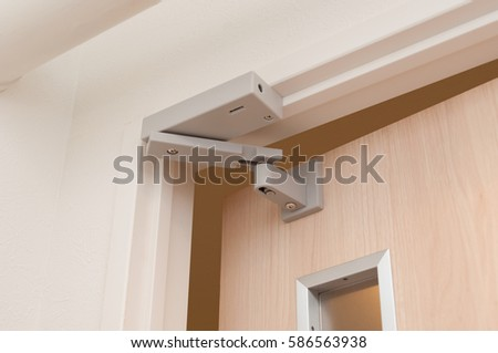 Door d&er & Door Damper Stock Photo 586563938 - Shutterstock pezcame.com