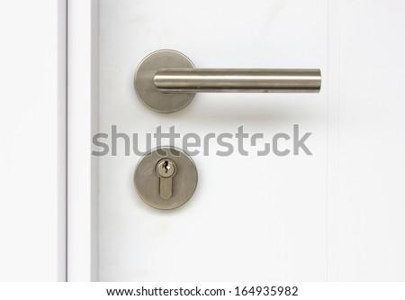 door element - stock photo