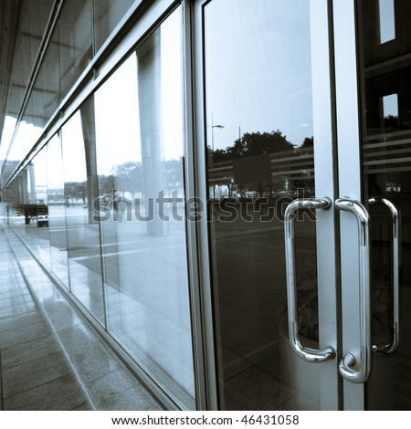 Office door stock photos illustrations and vector art
