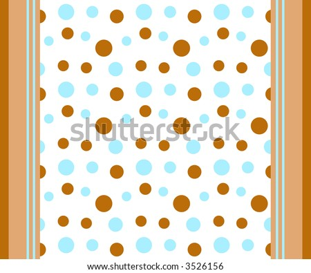 Background pattern dots