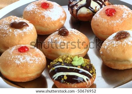 doughnut - stock photo