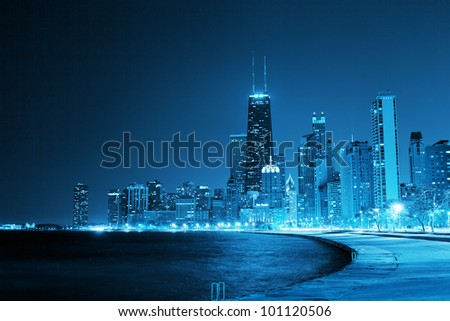 Downtown - stock photo