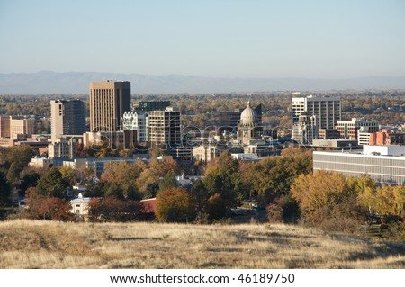 Downtown Boise, Idaho