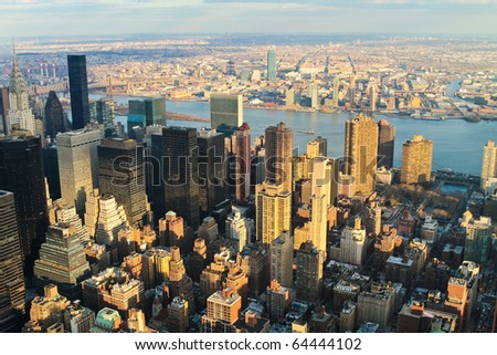 Downtown Manhattan (New-York,USA)