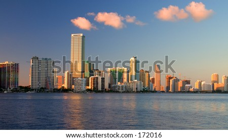 Downtown Miami - Brickell