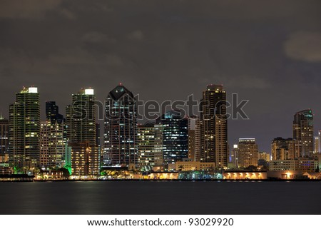 Downtown San Diego - West Side