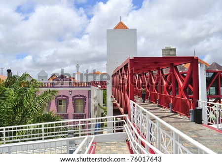 Dragao do mar, Fortaleza, Ceara, Brazil - stock photo