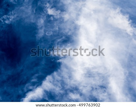 Dramatic clouds background,dark clouds