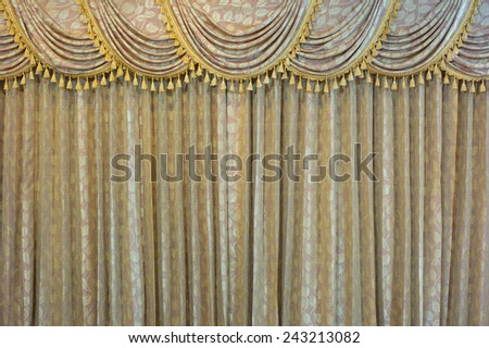 drape  - stock photo
