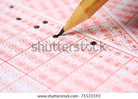 Draw option for bet - stock photo