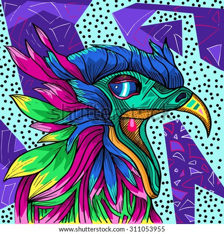 Drawing Colourful Colours Illustraton Illustrations Sketch Stock Colour Drawing