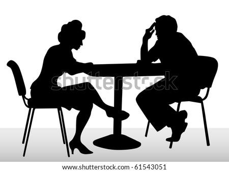 Speed dating table view