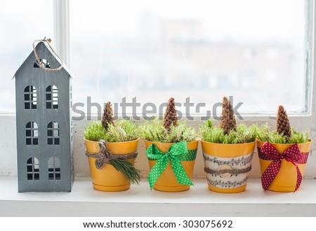 Dream New Home - stock photo