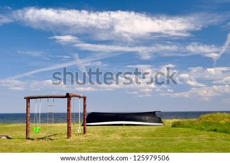 Dream of the Sea - stock photo
