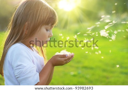 Dreams - stock photo