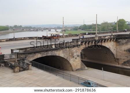 Dresden Germany - stock photo