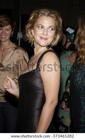 "Drew Barrymore at the Los Angeles Premiere of ""Whip It"" held at the Grauman's Chinese Theater in Hollywood, California, United States on September 29, 2009."