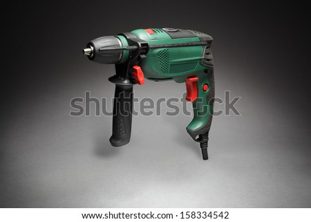 Drill - stock photo