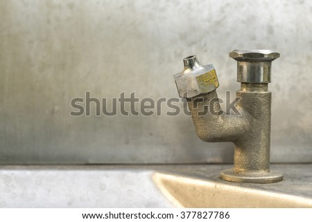 Drinking water taps