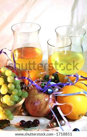 Drinks - stock photo