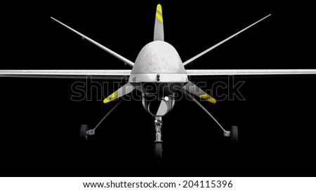 Drone UAV - stock photo