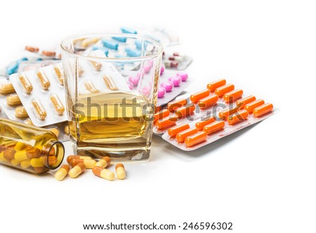 Какие таблетки принимать при алкоголизме