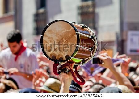 drum - stock photo