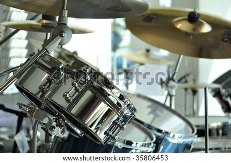 drums closeup