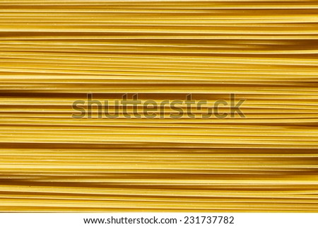 Dry Pasta Noodles Texture - stock photo