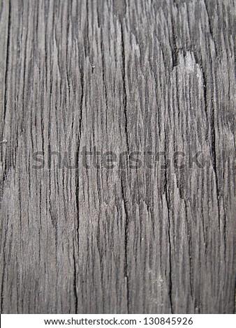 Dry wood background. - stock photo