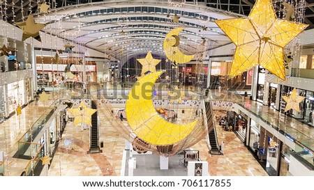Simple Indoor Eid Al-Fitr Decorations - stock-photo-dubai-uae-june-festival-city-centre-decorated-for-holiday-of-eid-al-fitr-706117855  Pic_404542 .jpg