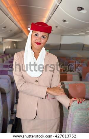 Emirates airline hostess arab scandal 8